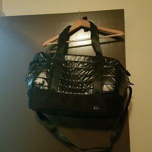 1778d508948e Joy Lab Bags - JoyLab by Target Black Shine Gym Bag